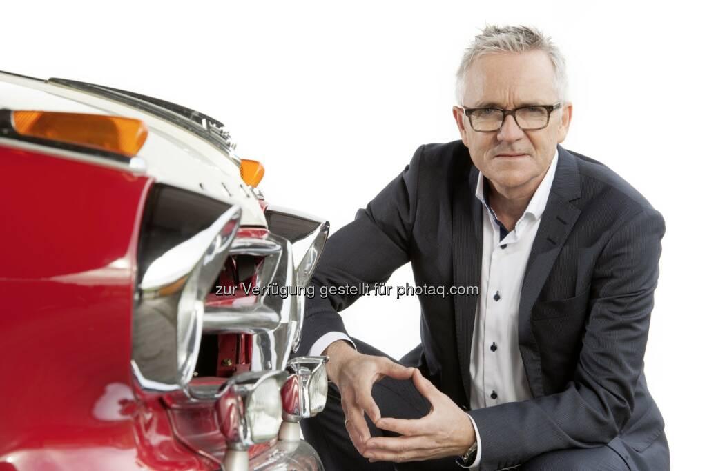 Karlheinz L. Knöss, Vizepräsident des Aufsichtsrats der Borgward AG: Borgward kommt zurück, © Aussendung (03.03.2015)