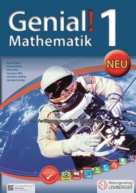 Bildungsverlag Lemberger: Lemberger Bildungsoffensive – Das erste Mathematik-Schulbuch mit über 100 eingebauten Gratis-Lernvideos (04.03.2015)
