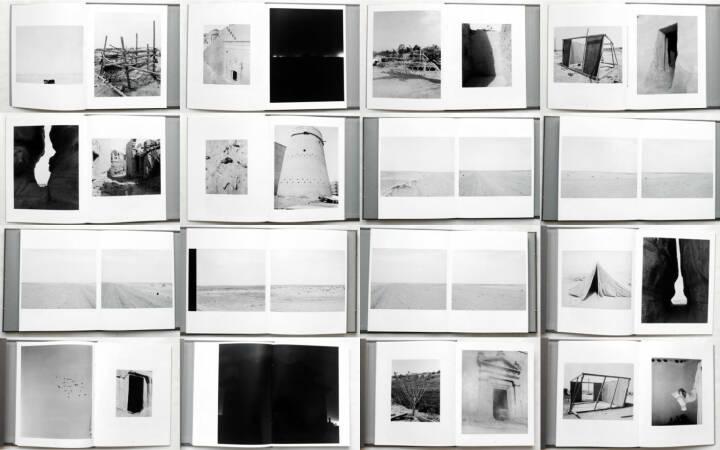 John Gossage - Nothing, Waltz Books 2014, Beispielseiten, sample spreads - http://josefchladek.com/book/john_gossage_-_nothing