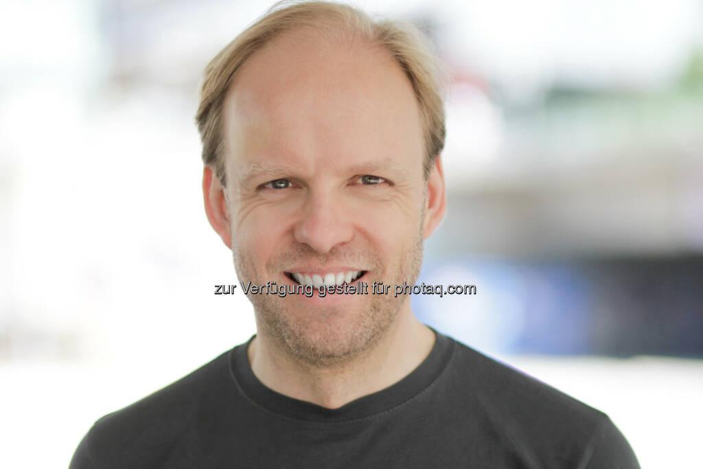 Bernhard Kerres, Gründer von Hello Stage: Die junge Plattform für klassische Musik, Hello Stage, wurde in einen der führenden Accelerators von Silicon Valley eingeladen , © Aussender (05.03.2015)
