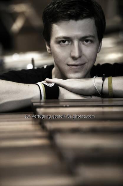 Martin Grubinger, Schlagzeuger und Gründungsmitglied von Hello Stage: Die junge Plattform für klassische Musik, Hello Stage, wurde in einen der führenden Accelerators von Silicon Valley eingeladen , © Aussender (05.03.2015)