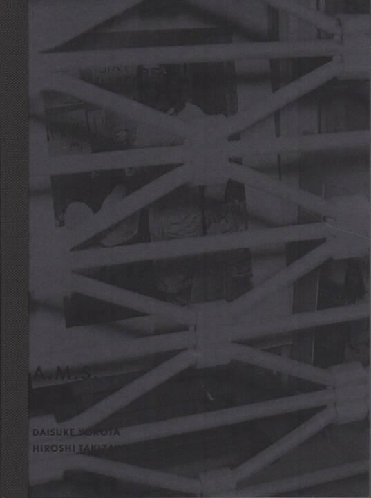 Daisuke Yokota and Hiroshi Takizawa - A.M.S. Trip Zine 02, Type B, Newfave 2014, Cover - http://josefchladek.com/book/daisuke_yokota_and_hiroshi_takizawa_-_ams_trip_zine_02_type_b