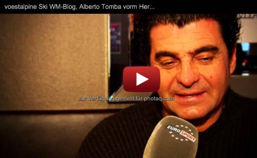 Im Talk mit Alberto Tomba (la Bomba) http://voestalpine-wm-blog.at/2013/02/17/tomba-la-bomba/#.USDBzo7aK_Q, &copy; <a href=