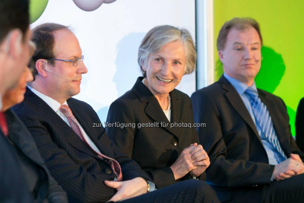 Irmgard Griss (ehemalige Präsidentin des Obersten Gerichtshofs), © Martina Draper für Börse Express (06.03.2015)