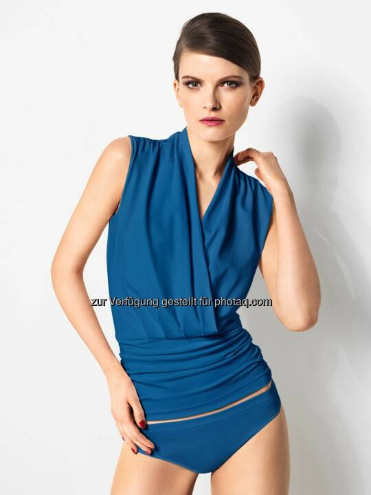 Wolford: Discover the trendiest color of Spring 2015: brilliant blue. --> http://bit.ly/WolBriliiant  Source: http://facebook.com/WolfordFashion