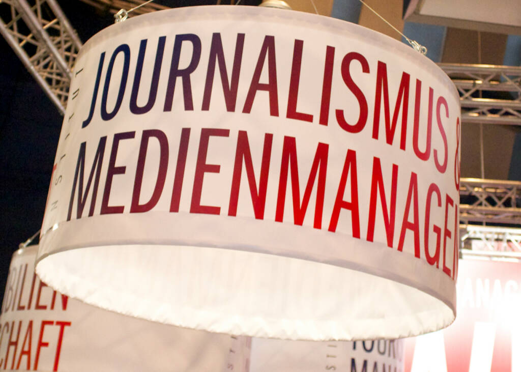Journalismus Medienmanager (08.03.2015)