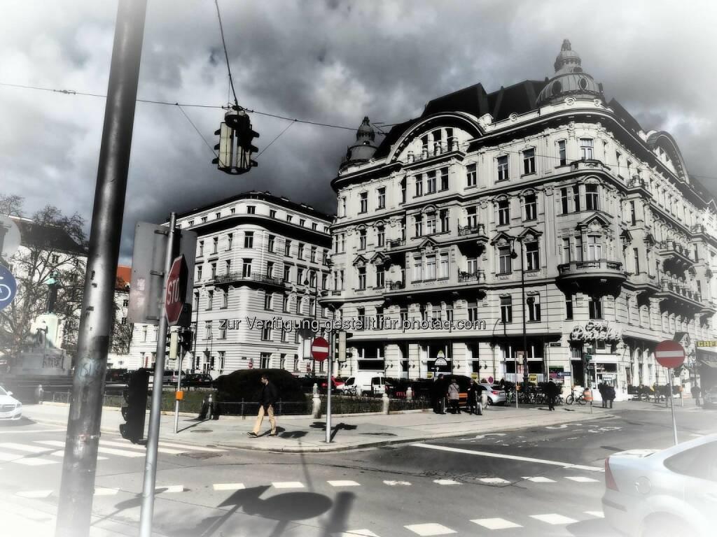 Wien Ringstrasse, © Dirk Herrmann (08.03.2015)