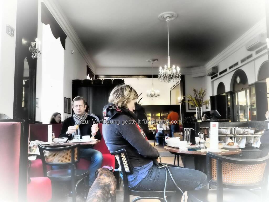 Wien Kaffeehaus, © Dirk Herrmann (08.03.2015)