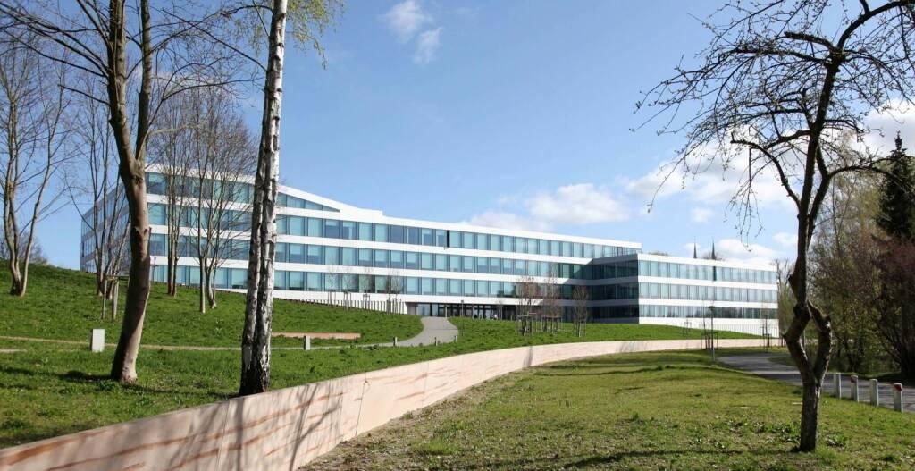 Drägerwerk, Dräger, Büro- und Laborgebäude, © Dräger (Homepage) (08.03.2015)