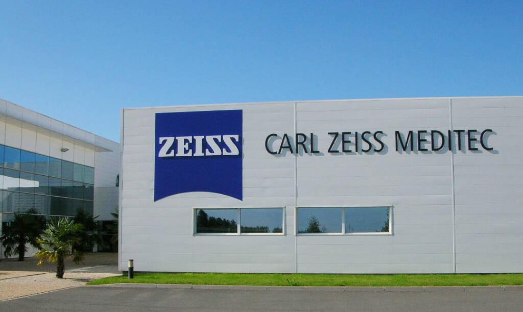 Carl Zeiss Meditec AG, Standort La Rochelle (C) Carl Zeiss Surgical GmbH, © Carl Zeiss Meditec (Homepage) (08.03.2015)