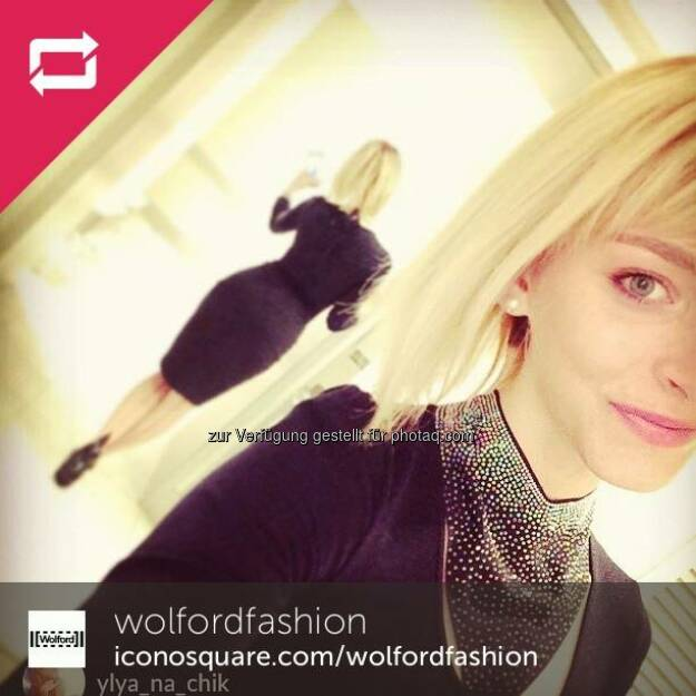 We are immensely grateful to all the great women who wear Wolford, work for Wolford, or just follow Wolford on social media. Thank you!  Source: http://facebook.com/WolfordFashion, © Aussendung (09.03.2015)