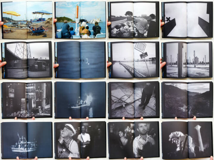 Stefano Vigni - Derive (Drifts), Italy in crisis, Seipersei 2013, Beispielseiten, sample spreads - http://josefchladek.com/book/stefano_vigni_-_derive_drifts_italy_in_crisis