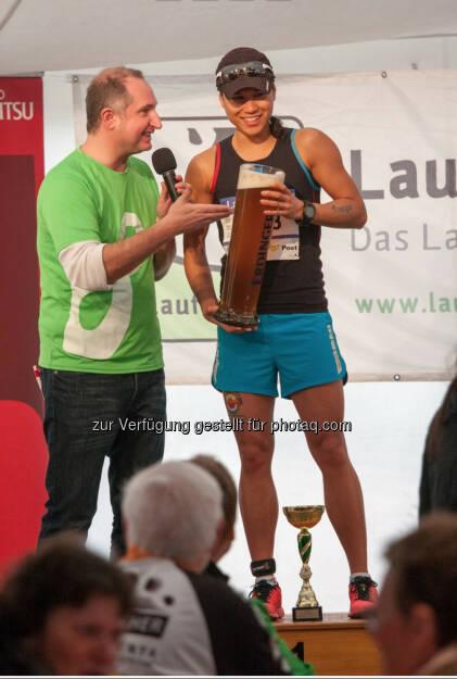 Annabelle Mary Konczer,  (c) laufenhilft.at/Dominik Kiss und laufenhilft.at/Michael Konecny (09.03.2015)