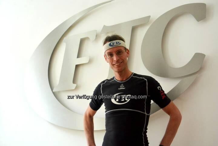Rolf Majcen konnte am 7. März beim Treppenlauf auf den Torre Latinoamericana in Mexico City zu Platz 9 sprinten.