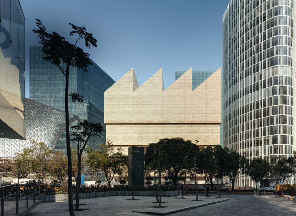 Zumtobel Mexico City, © (photaq.com bzw. Zumtobel) (10.03.2015)
