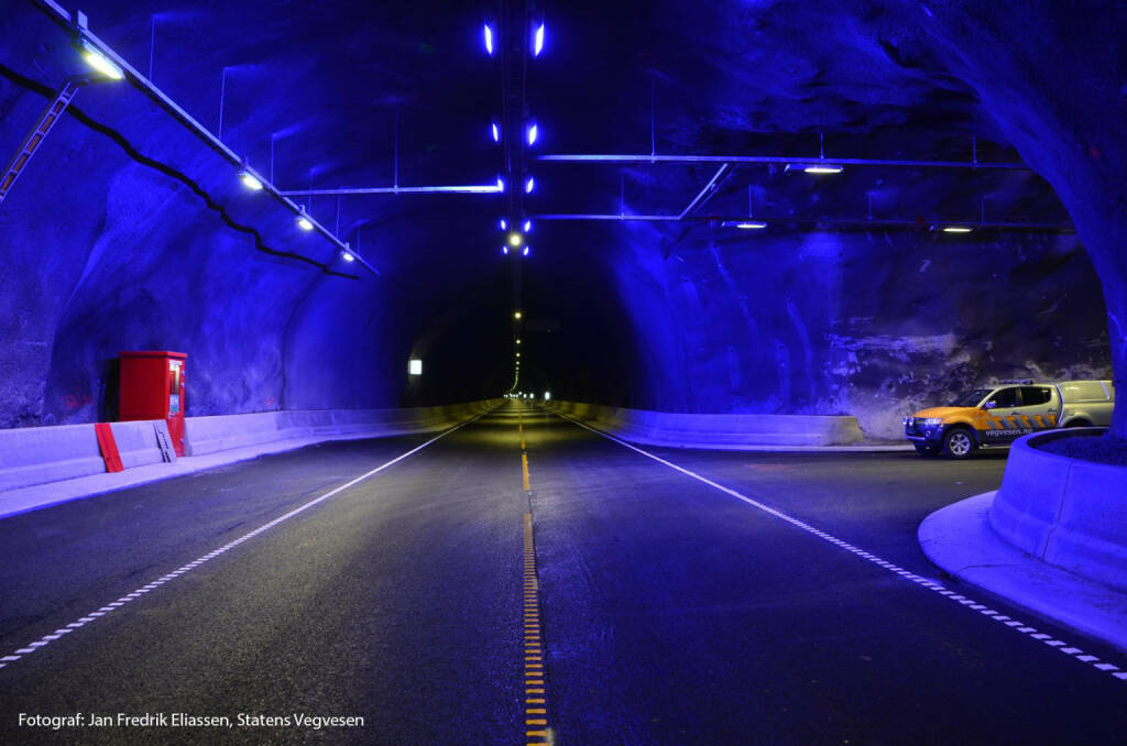 Thorn Tovel Tunnel Nordland, © (photaq.com bzw. Zumtobel) (10.03.2015)