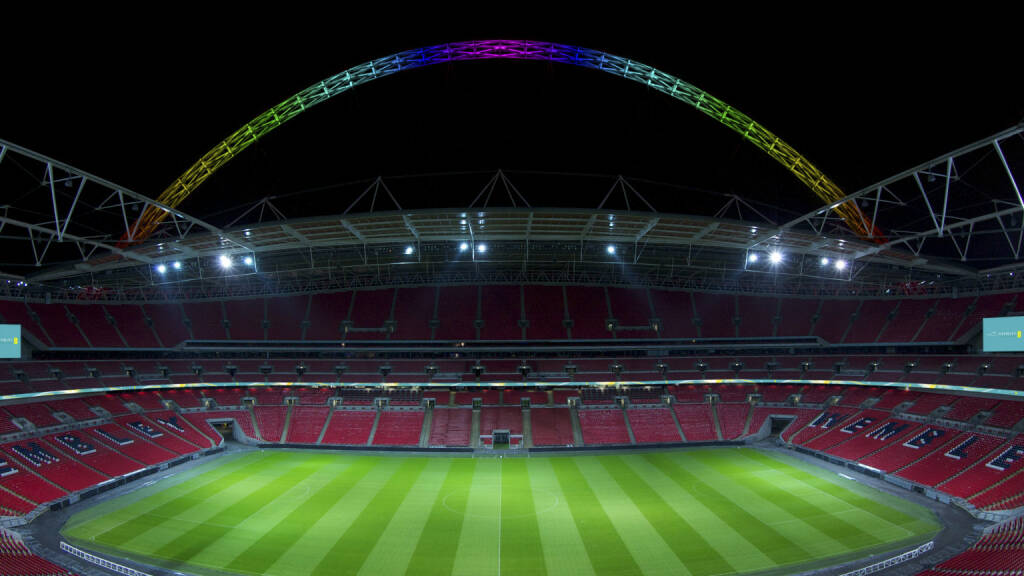 Thorn Wembley Stadion London, © (photaq.com bzw. Zumtobel) (10.03.2015)
