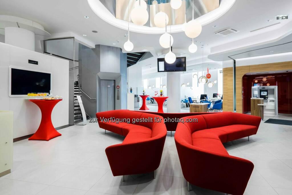 Bank Austria eröffnet österreichweit erste Flagshipfiliale in Salzburg, © Aussender (10.03.2015)