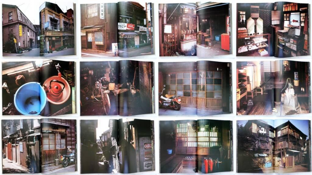 Yutaka Takanashi - Machi – Town, Asahi Shibun-sha 1977, Beispielseiten, sample spreads - http://josefchladek.com/book/yutaka_takanashi_-_machi_town, © (c) josefchladek.com (12.03.2015)