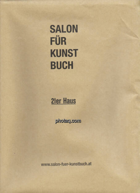 Salon Für Kunst Buch - 21er Haus (17.02.2013)