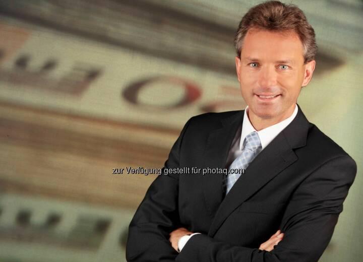 Helmut Birringer wird neuer Leiter Private Banking für die Steiermark, Kärnten und das südliche Niederösterreich, Bank Austria