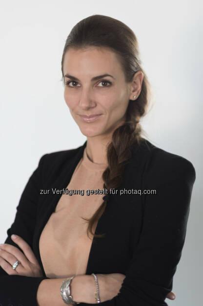 Daria Auspitz übernimmt den Bereich PR & Strategische Kommunikation beim Wiener Stadtfernsehen W24., © Aussender (13.03.2015)