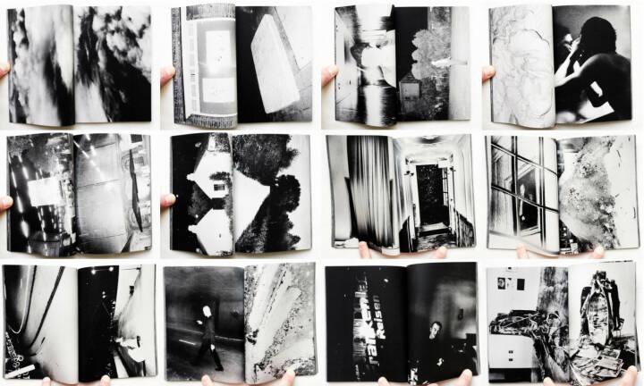 Daisuke Yokota and Hiroshi Takizawa - A.M.S. Trip Zine 02, Type A, Newfave 2014, Beispielseiten, sample spreads - http://josefchladek.com/book/daisuke_yokota_and_hiroshi_takizawa_-_ams_trip_zine_02_type_a