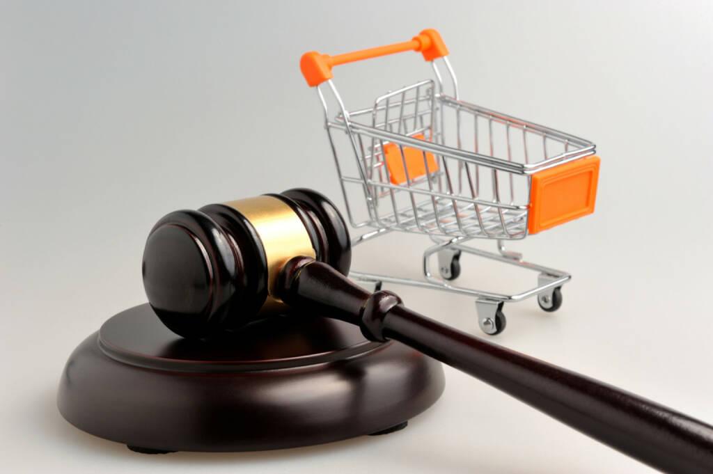 Verbraucher, Konsum, Verbraucherschutz, Einkauf, einkaufen, Recht, gerecht, VKI, Konsumenteninformation, © www.shutterstock.com (15.03.2015)
