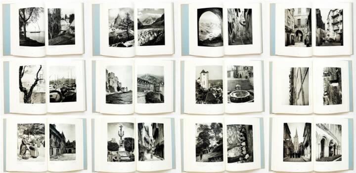 Martin Hürlimann - La France - Architecture et Paysages, Ernst Wasmuth 1927, Beispielseiten, sample spreads - http://josefchladek.com/book/martin_hurlimann_-_la_france_-_architecture_et_paysages