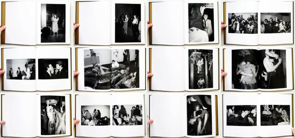 Tod Papageorge - Studio 54, Stanley / Barker 2014, Beispielseiten, sample spreads - http://josefchladek.com/book/tod_papageorge_-_studio_54, © (c) josefchladek.com (16.03.2015)