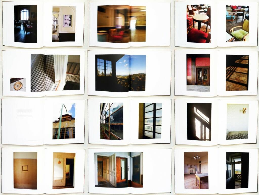 Yvonne Oswald - Das Südbahnhotel, Metroverlag 2014, Beispielseiten, sample spreads - http://josefchladek.com/book/yvonne_oswald_-_das_sudbahnhotel_-_am_zauberberg_des_wiener_fin_de_sieclethe_magic_mountain_of_viennas_fin_de_siecle, © (c) josefchladek.com (17.03.2015)
