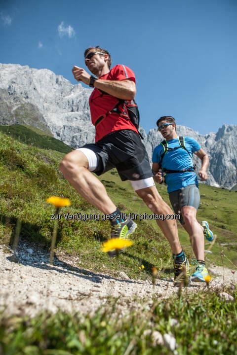 Hochkönig Tourismus GmbH: Trailrunning-Begeisterte aufgepasst! Mit mehreren Trailrunning-Events, wie dem Hochkönigman, dem Kumpellauf, dem Salomon4Trails und sogar einem Trailrunning-Camp, wird die Region Hochkönig heuer zum Mekka für Lauffreaks.