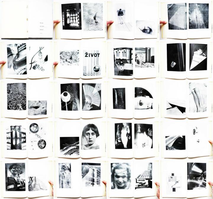 Franz Roh & Jan Tschichold - Foto-Auge, Oeil et Photo, Photo-Eye, Akademischer Verlag Dr. Fritz Wedekind & Co 1929, Beispielseiten, sample spreads - http://josefchladek.com/book/franz_roh_-_foto-auge_oeil_et_photo_photo-eye