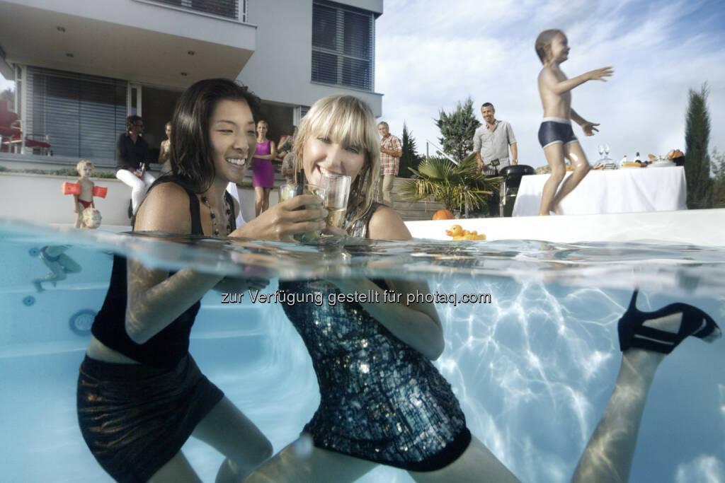 Yes ! Messe Tulln GmbH: Pool + Garden Tulln von 26. bis 29. März 2015, © Aussender (19.03.2015)
