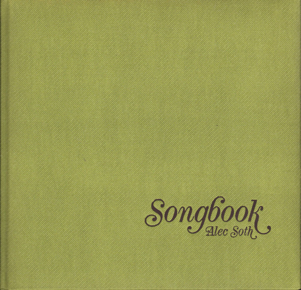Alec Soth - Songbook, MACK 2014, Cover - http://josefchladek.com/book/alec_soth_-_songbook, © (c) josefchladek.com (20.03.2015)