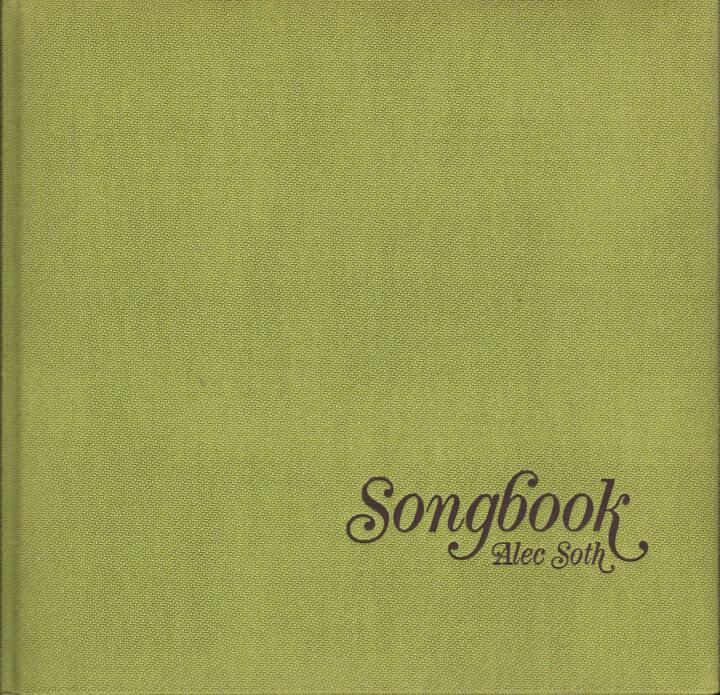 Alec Soth - Songbook, MACK 2014, Cover - http://josefchladek.com/book/alec_soth_-_songbook