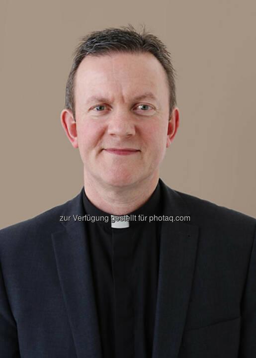 Hochwürden Mark Poulson zieht für die anglikanische Glaubensgemeinschaft in das Direktorium des Kaiciid Dialogzentrums in Wien ein