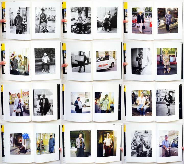 Christopher Mavric - Wildfremd - Street Portraits from Graz & Vienna, Fotohof 2015, Beispielseiten, sample spreads - http://josefchladek.com/book/christopher_mavric_-_wildfremd_-_street_portraits_from_graz_vienna