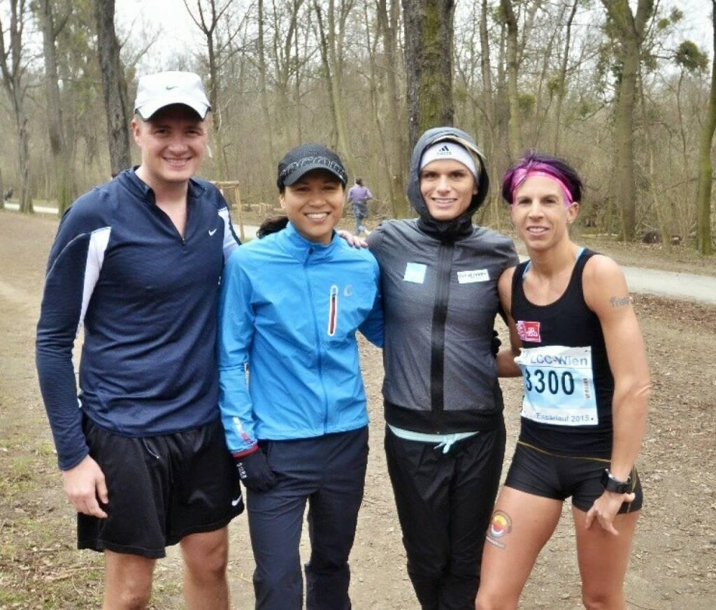 Voller Erfolg für die Tristyle Runplugged Runners beim Eisbärlauf am 22.3. Die Formkurve stimmt und wir haben die Siege über 7km in 24:50min, 14km in 51:19min und 21,1km in 1:18:0h einheimsen können!  (22.03.2015)