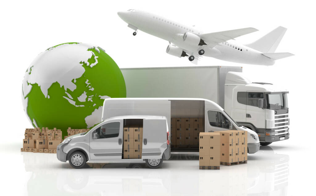 Transport, Transportation, Verkehr, Flugzeug, Auto http://www.shutterstock.com/de/pic-210270355/stock-photo-trade-in-asia-transport.html, © www.shutterstock.com (23.03.2015)