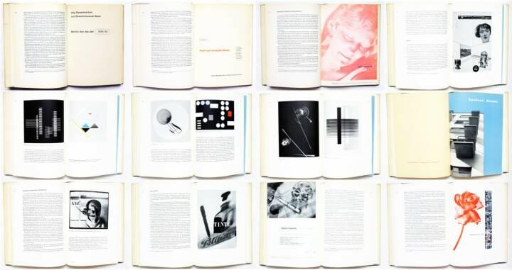 Jan Tschichold - Typographische Gestaltung, Benno Schwabe & Co. 1935, Beispielseiten, sample spreads - http://josefchladek.com/book/jan_tschichold_-_typographische_gestaltung