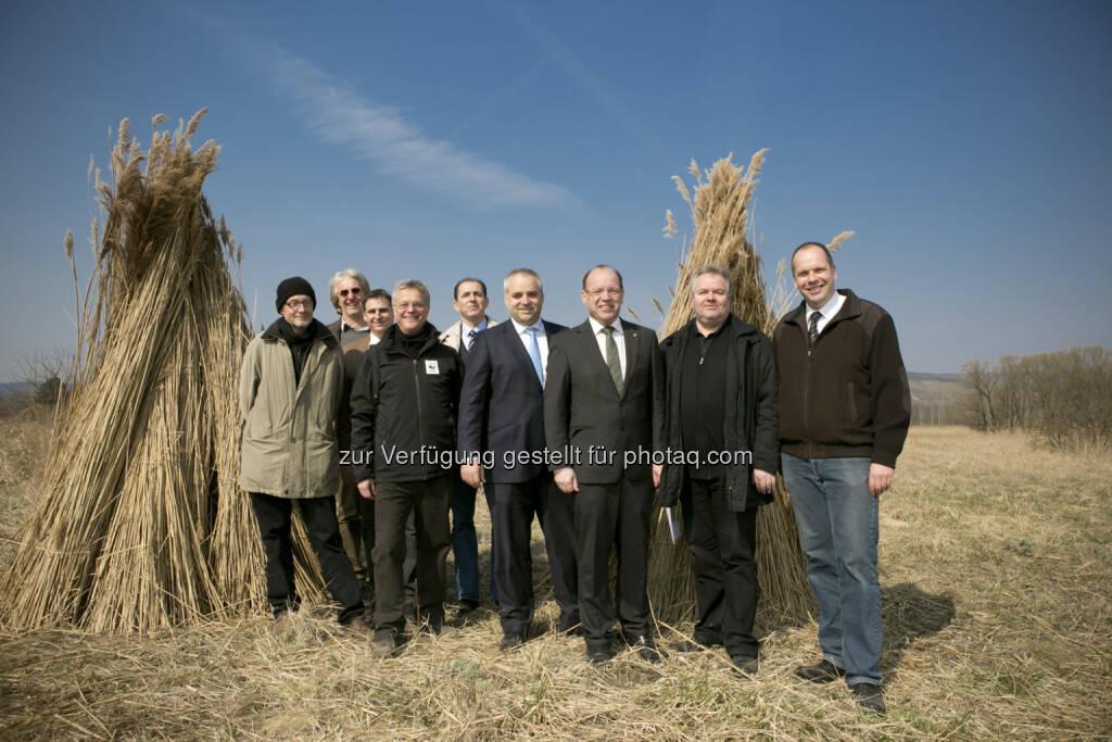 Esterhazy Betriebe GmbH: Projekt Ramsar Reserve stellt sich vor, © Aussender (23.03.2015)
