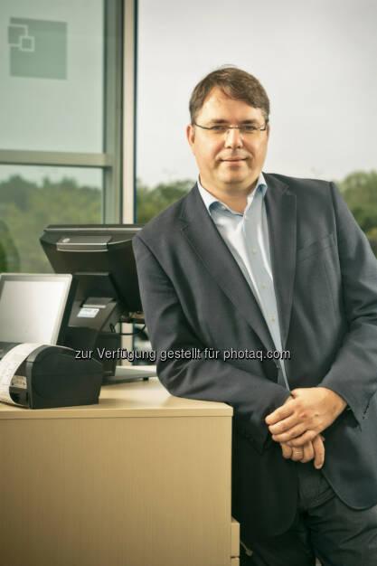 Markus Zoglauer GF Etron Softwareentwicklungs- und Vertriebs GmbH: Steuerreform: Expertensicht auf geplante Registrierkassenpflicht, © Aussender (23.03.2015)