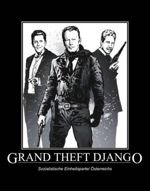 Grand Theft Django (Quelle leider nicht bekannt) (23.03.2015)