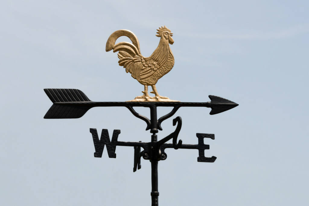 Wetterhahn, Wetter, Wind, http://www.shutterstock.com/de/pic-186976640/stock-photo-traditional-weathercock-or-weathervane.html (23.03.2015)