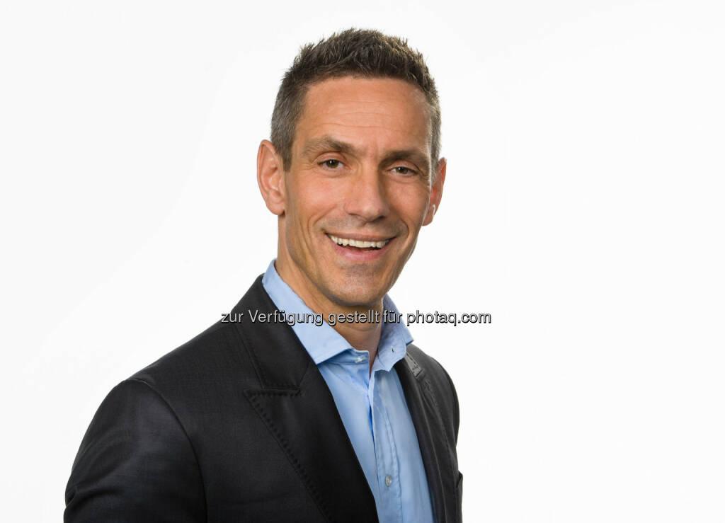 Robert Rieb ist neuer Verkaufsleiter für Geschäftsreisen bei der Verkehrsbüro Group, © Aussender (23.03.2015)
