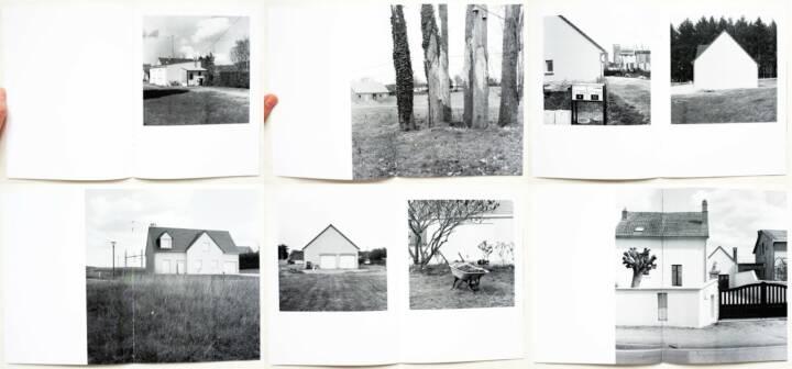 Christophe Le Toquin - Éléments Vol #6, Self published 2015, Beispielseiten, sample spreads - http://josefchladek.com/book/christophe_le_toquin_-_elements_dune_typologie_de_lurbanisation_contemporaine_dun_village_francais_de_deux_mille_huit_cent_trente_neuf_habitants_-_vol_6
