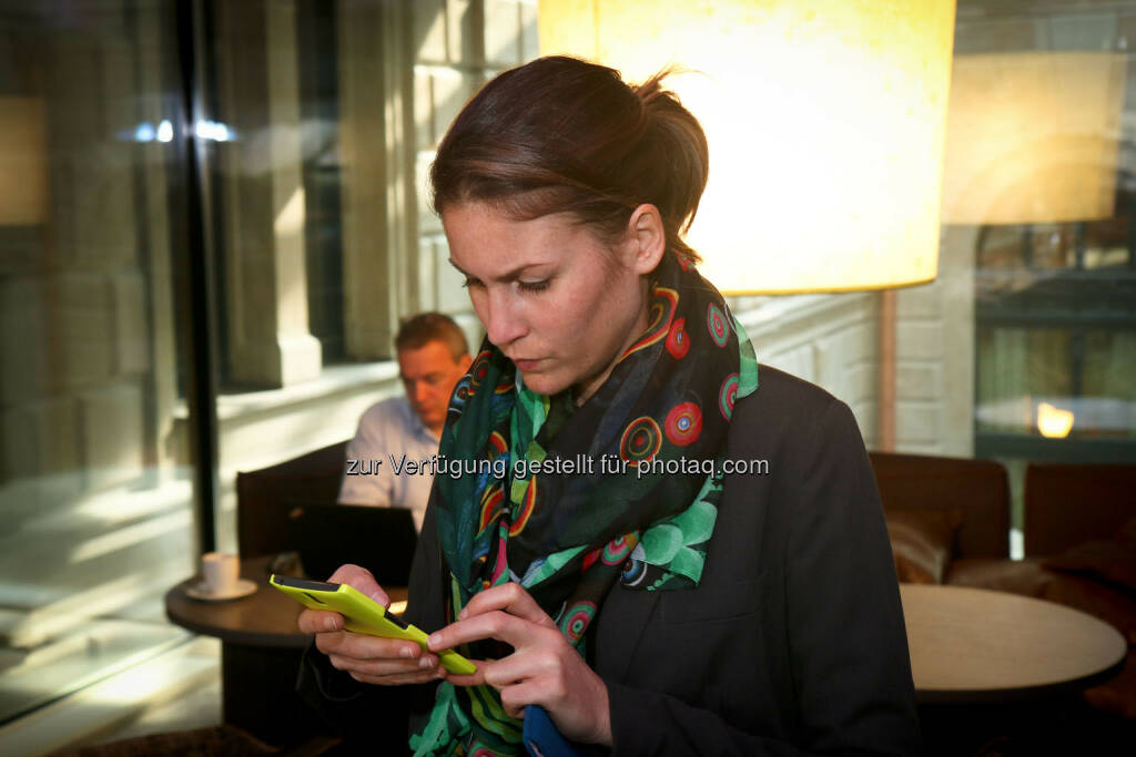 Christina Oehler (wikifolio) (24.03.2015)