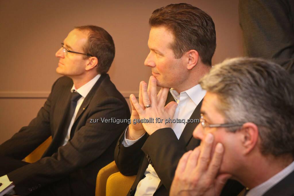 wikifolio Pressekonferenz Zürich (24.03.2015)
