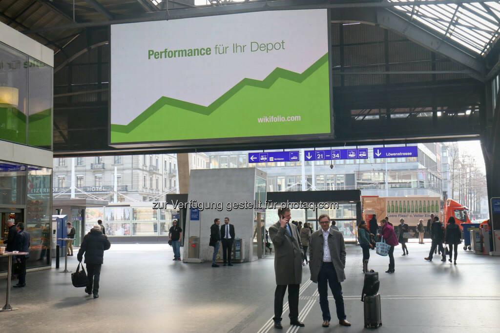 wikifolio - Performance für Ihr Depot (24.03.2015)